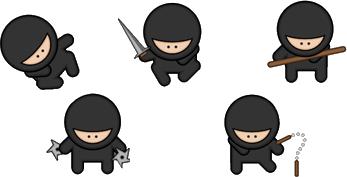 ninja-clipart