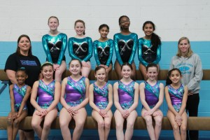 Jr.Team with coaches 2016